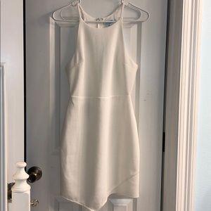 She+Sky Boutique White Dress